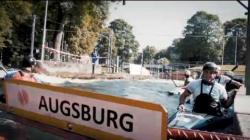 #ICFslalom 2017 Canoe World Cup 2 Augsburg - Highlights