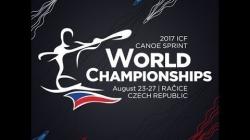 #ICFsprint #ICFparacanoe 2017 World Championships, Racice, Sunday morning FINALS