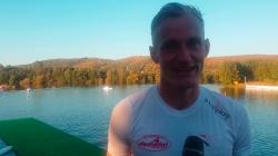 Denmark world canoe marathon champion Mads Pedersen