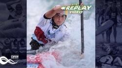 #TBT K1 Women Jessica Fox AUS / 2018 ICF Canoe Slalom World Championships Rio Brazil