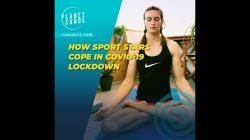 Podcast: How Sport Stars Cope in Covid-19 Lockdown - Episode 4