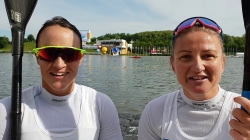 K2w 500m Semi-final Slovenia / 2019 ICF Canoe Sprint & Paracanoe World Cup 1