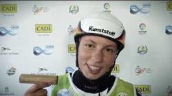 Andrea Herzog Germany C1 Gold / 2019 ICF Canoe Slalom World Championships La Seu d'Urgell Spain