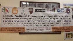 Canoe Sprint and Slalom Coach's course / Talent ID program in Senegal 2-8 december 2019