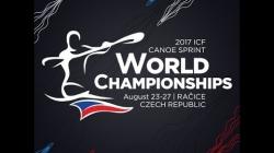 #ICFsprint 2017 World Championships, Racice, Sunday morning 8:50-10:00 CEST