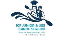 #ICFSlalom 2017 Junior & U23 Canoe World Championships, Bratislava, Friday afternoon semis evens