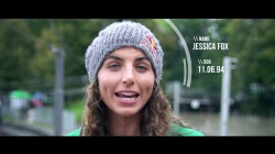 #ICFslalom - Pre-race routine with Australia's Jessica Fox