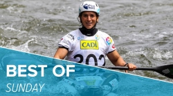 Best Of Sunday  - ICF Canoe Slalom World Cup 2 - La Seu 2016