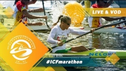 2019 ICF Canoe Marathon World Championships Shaoxing China / Junior K2w&m, C2m, C1w - U23s