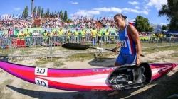 Anna Koziskova (CZE) K1W Canoe Marathon World Champion