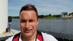 C1m 1000m Semi-final Conrad-Robin Scheibner GER / 2019 ICF Canoe Sprint & Paracanoe World Cup 1