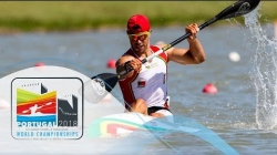 2018 ICF Canoe Sprint World Championships Montemor / Day 2: Heats, Semis - Para