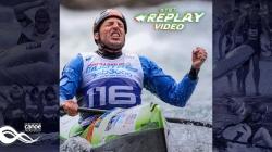 #TBT K1 Men Sprint Nejc Znidarcic SLO / 2018 ICF Wildwater Canoeing World Championships Muota
