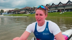 Deborah KERR Great Britain / 2021 Canoe Sprint European Tokyo 2020 Olympic Qualifier Szeged