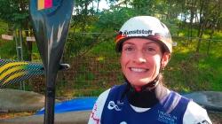 German K1 Olympic champion Ricarda Funk