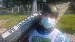 Miquel TRAVE Spain / Canoe Heats - 2021 ICF Canoe Slalom Junior & U23 World Championships Ljubljana