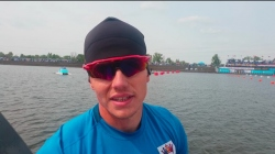 Serghei TARNOVSCHI Moldova / C1 1000m - 2021 ICF Canoe Sprint Tokyo 2020 Olympic Qualifier Barnaul