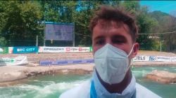 Jakub KREJCI Czech Republic / Gold U23 Kayak- 2021 ICF Canoe Slalom Junior & U23 World Championships