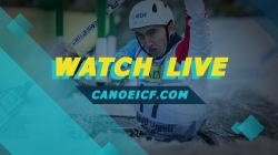 Watch Live Promo / 2020 ICF Canoe-Kayak Slalom World Cup Pau France