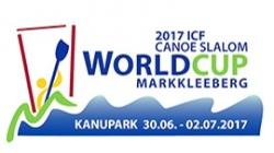 #ICFslalom 2017 Canoe World Cup 3 Markkleeberg - Friday afternoon evens