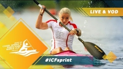 2019 ICF Canoe Sprint & Paracanoe World Cup 1 Poznan Poland / Day 4: Semis, B Finals