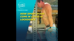 Podcast: Athletes dealing with Covid-19 lockdown - Episode 3