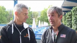 Sunday morning preview #ICFslalom 2017 Canoe World Cup Final La Seu
