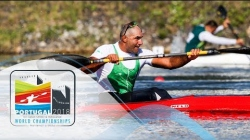 2018 ICF Canoe Sprint World Championships Montemor / Day 1 PM: Paracanoe Semis