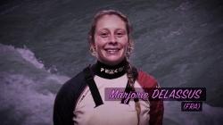 Marjorie Delassus, France, pandemic helped Tokyo 2020 Olympic selection - ICF Canoe-Kayak Slalom