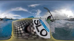 Check out the brand new Tokyo 2020 Olympic canoe slalom venue in 360º with Peter Kauzer Slovenia