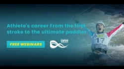 Athletes career From the first stroke to the ultimate paddler - ICF Performance Education Webinar 2