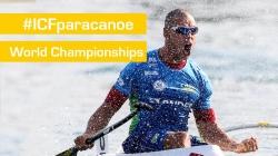 Caio Ribeiro De Carvalho (BRA) VL3 Men 200m World Champion