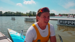 Swedish paracanoe athlete Helene Ripa