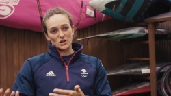 Episode 1 Navigating the Rapids: British Canoeing's Mallory Franklin builds to Tokyo 2020 Olympics