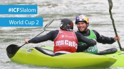 REPLAY : Canoe Slalom Cross - La Seu 2016