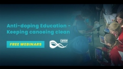 Anti-doping: Keeping canoeing clean - ICF Performance Education Free Online Series Webinar 7