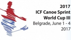#ICFsprint 2017 Canoe World Cup 3 Belgrade - Friday morning