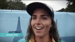 Jessica Fox AUS K1 Gold / 2019 ICF Canoe Slalom World Cup 5 Prague Czech Republic