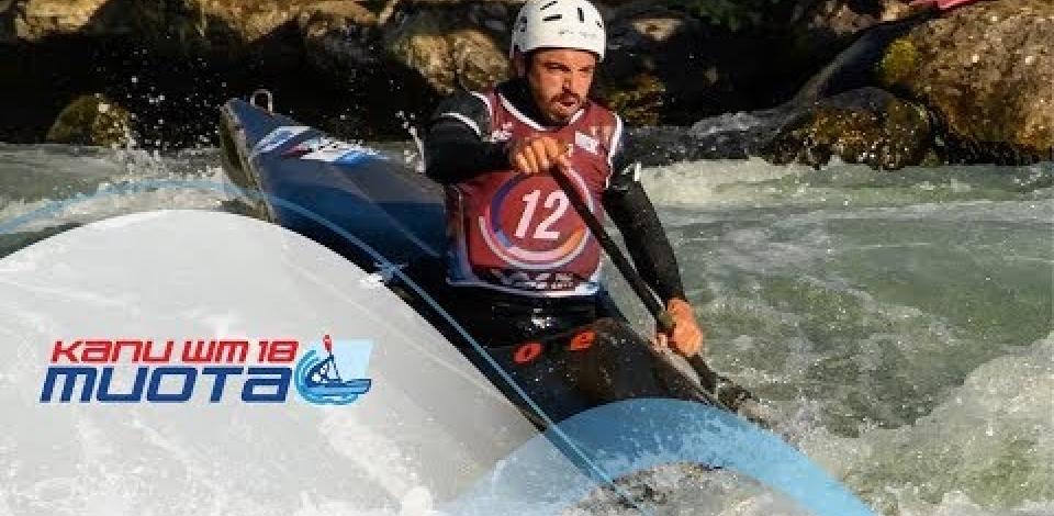 2018 ICF Wildwater Canoeing World Championships Muota / Sprint Ceremonies