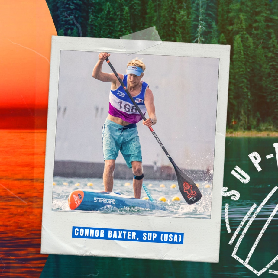 #Paddle100 Judge Connor Baxter United States of America Stand-up Paddling SUP