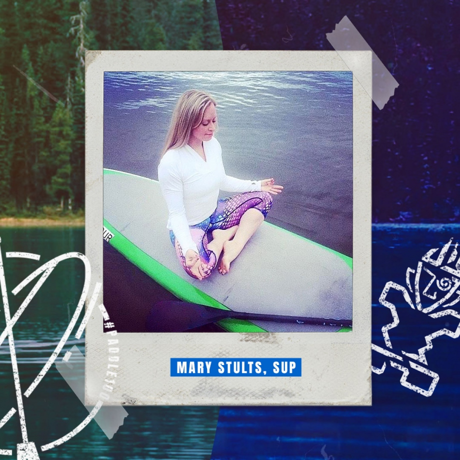 #Paddle100 Judge Mary Susan Stults United States of America Stand-up Paddling SUP