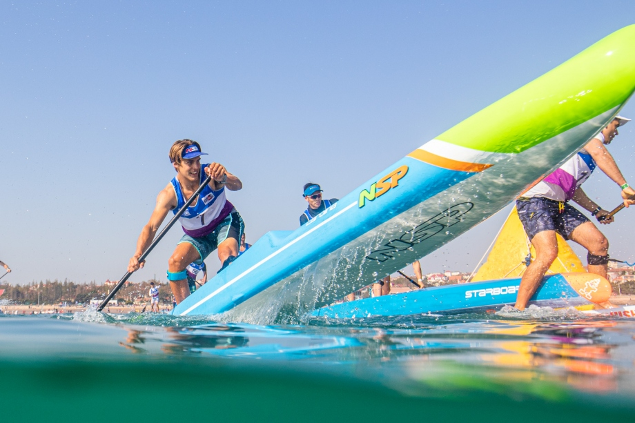 2019 ICF SUP stand up paddling world championships Qingdao