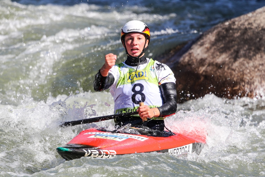Germany <a href='/webservice/athleteprofile/55099' data-id='55099' target='_blank' class='athlete-link'>Andrea Herzog</a> La Seu 2019