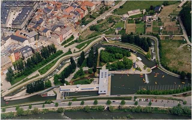 Canal Parc Olímpic del Segre