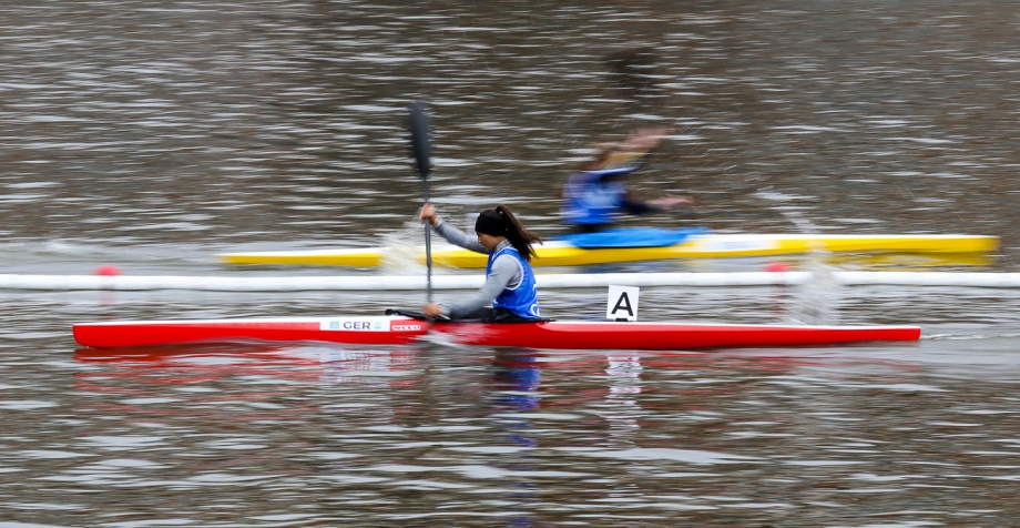 Canoe sprint head to head Youth Olympic Games 2018