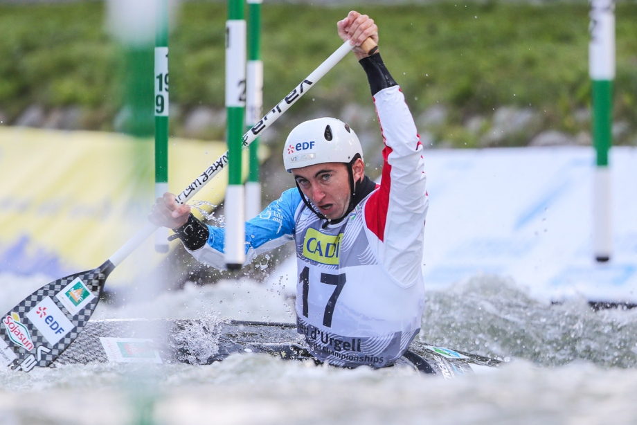 France <a href='/webservice/athleteprofile/35681' data-id='35681' target='_blank' class='athlete-link'>Cedric Joly</a> world championships La Seu 2019