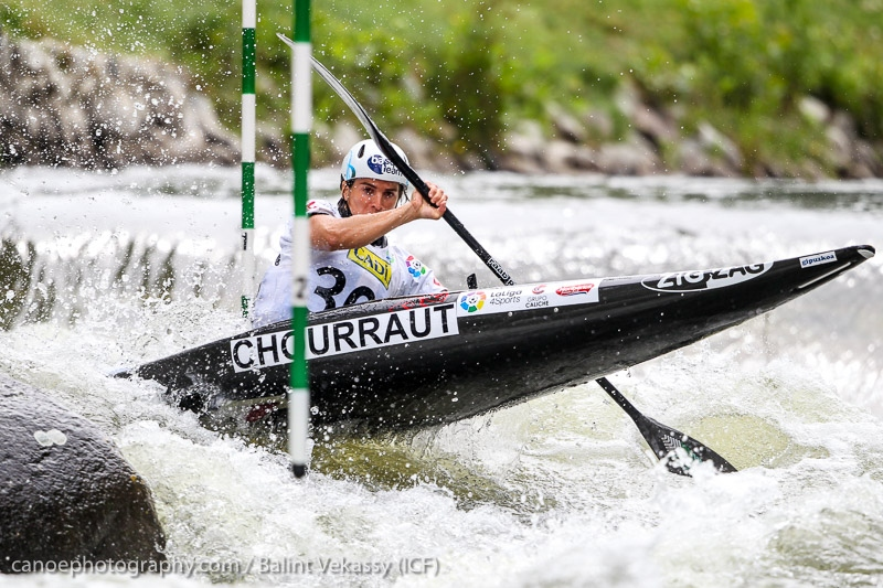 In A New Exciting Twist There Are No Previous Olympic Gold Medallists Canoe Slalom Who Have Qualified So We Guaranteed 1st Time