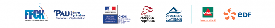 Logo Pau 2017