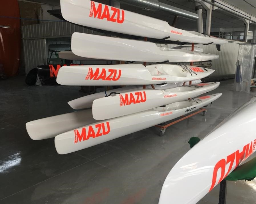 Elio Kayak ICF partnership
