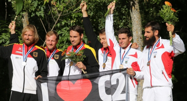 podium c2m 2017 icf cs world cup final